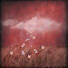 Butterflies rain by KarinesPic