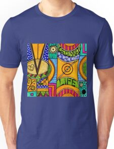 Living a VIBRANT Life Unisex T-Shirt