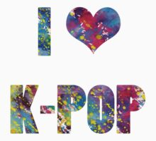 I LOVE K-POP by revnandi