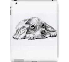 Sad Puppy iPad Case/Skin