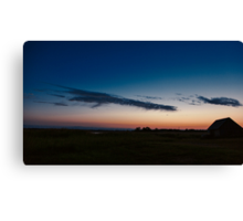 Say Good Night, From Puulaid Canvas Print
