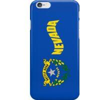 Smartphone Case - State Flag of Nevada - Vertical II iPhone Case/Skin
