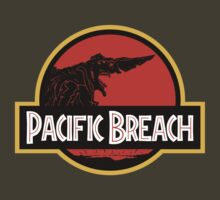 Pacific Breach by Blair Campbell