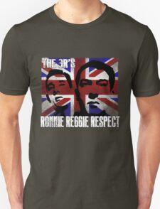 Kray Twins Union Jack T shirts T-Shirt