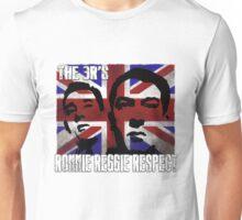 Kray Twins Union Jack T shirts Unisex T-Shirt