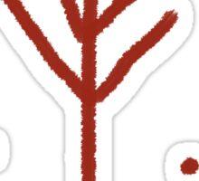 SHIELDMAIDEN Sticker