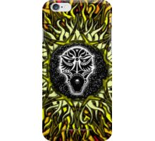 darakor fire iPhone Case/Skin