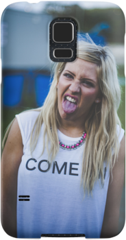 Ellie Goulding - Come On Phone Case by snho