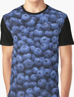 Blueberry Blue Graphic T-Shirt