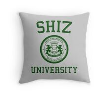 "Shiz University - Wicked ""Elphie"" Version Throw Pillow"