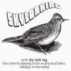 Skylarking by 1111