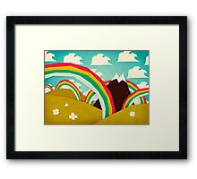 Happy happy joy joy! Framed Print