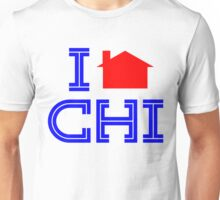 I Love Chi Unisex T-Shirt