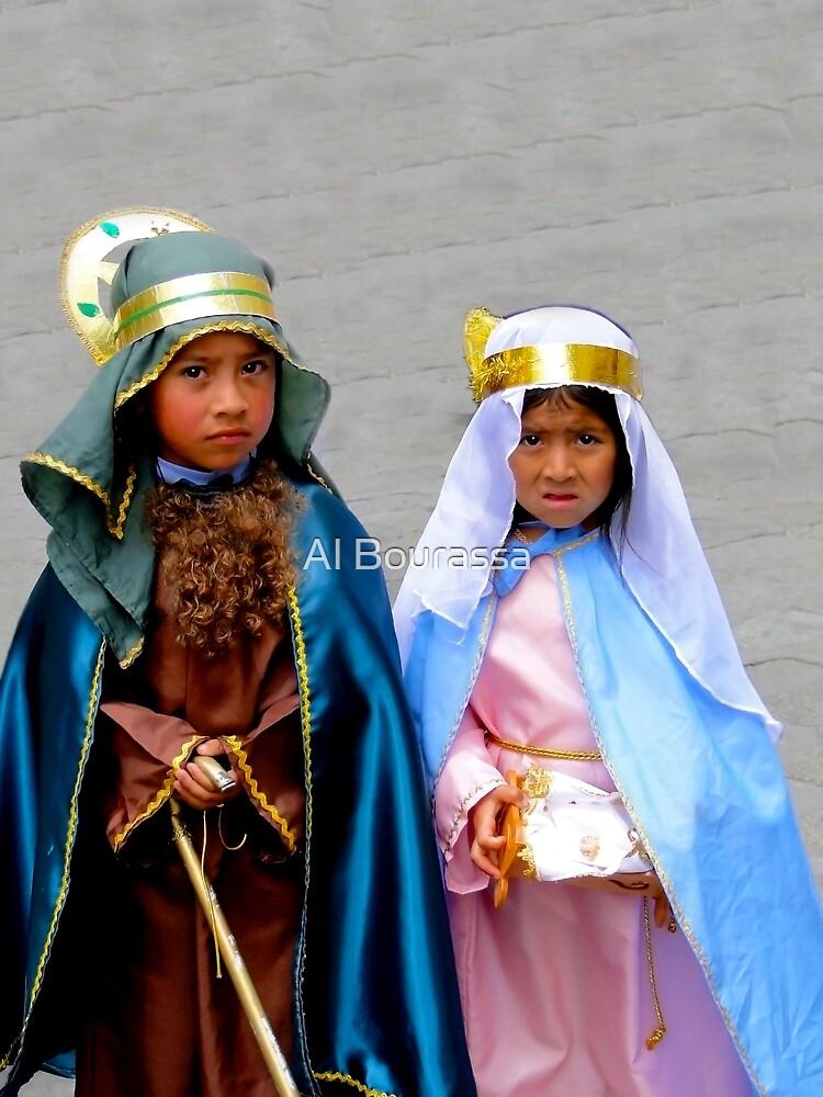 Cuenca Kids 302 by Al Bourassa