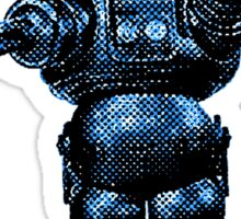 Robby The Robot Sticker
