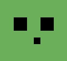 Simple Slime Face - Minecraft by creeper128