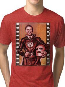King of the Rocketmen Tri-blend T-Shirt