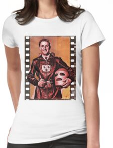 King of the Rocketmen Womens Fitted T-Shirt