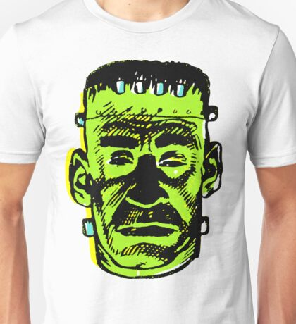 Frankie Puss Unisex T-Shirt