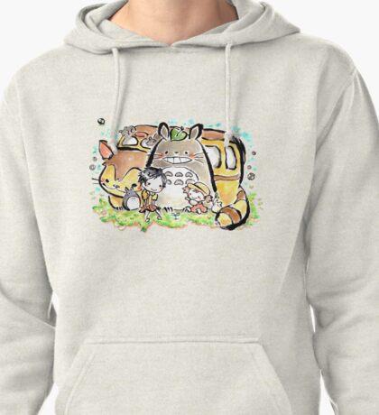 Totoro Pullover Hoodie