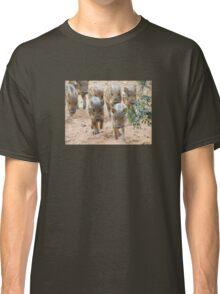 Baby Boar Running Classic T-Shirt