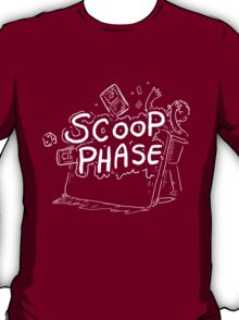 Scoop Phase white T-Shirt