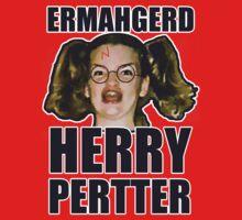 ERMAHGERD HERRY PERTTER Kids Clothes