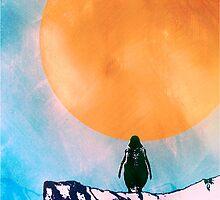 Lonely Penguin by Lautstarke