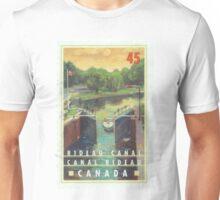 Rideau Canal Unisex T-Shirt