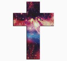 Galaxy Cross by ItsVaneDani