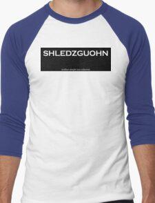 Shledzguohn Men's Baseball ¾ T-Shirt