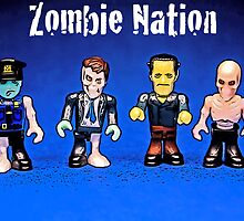 Zombie Nation! by Tim Constable