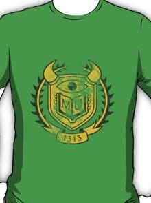 OK Themed Distressed Logo T-Shirt