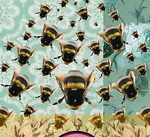 """""""Oh Beehave"""" by ShaneThompson"""