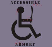Accessible Armory by Alex Mathews