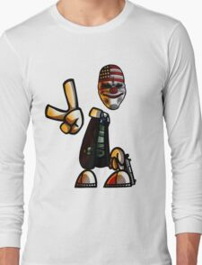 Rayman/Payday Crossover  Long Sleeve T-Shirt