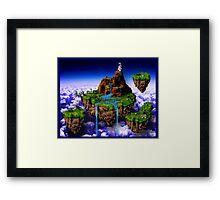 Zeal Custom Design Framed Print
