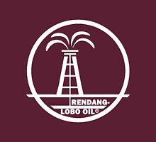 Rendang-Lobo Oil White Unisex T-Shirt