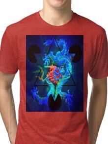 art nouveau Tri-blend T-Shirt