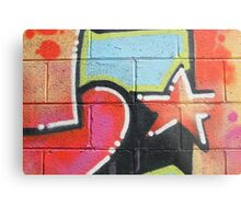 graffiti 19 Metal Print