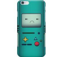 BMO mad case iPhone Case/Skin