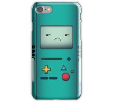 BMO mad case iPhone Case/Skin