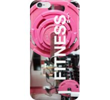 Fitness iPhone case iPhone Case/Skin