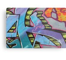 graffiti 30 Metal Print