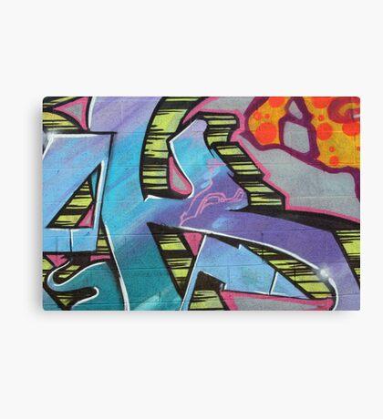 graffiti 30 Canvas Print