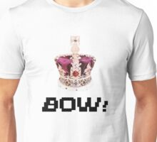 Bow! T Shirt Unisex T-Shirt