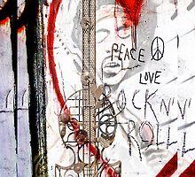 I love Rock'nRoll by E-creative