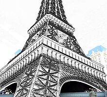 From Vegas to Paris by Moshe Levis