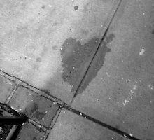 Sidewalk Heart by jenmouncey