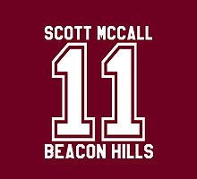 Scott Mccall #11 by heroinchains
